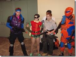 Cobra Joe Titans Baltimore Comic Con  August 20, 2011 016
