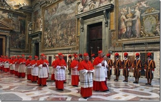 conclave-2013