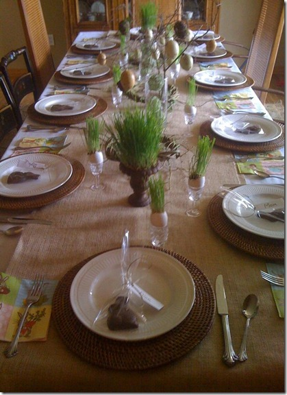 Easter Table Syl2