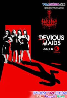 Những Cô Hầu Gái Kiểu Mỹ :Phần 4 - Devious Maids Season 4 Tập 6 7 Cuối