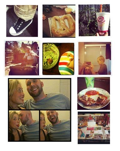 Instagram Week 6