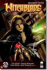 The witchblade 152