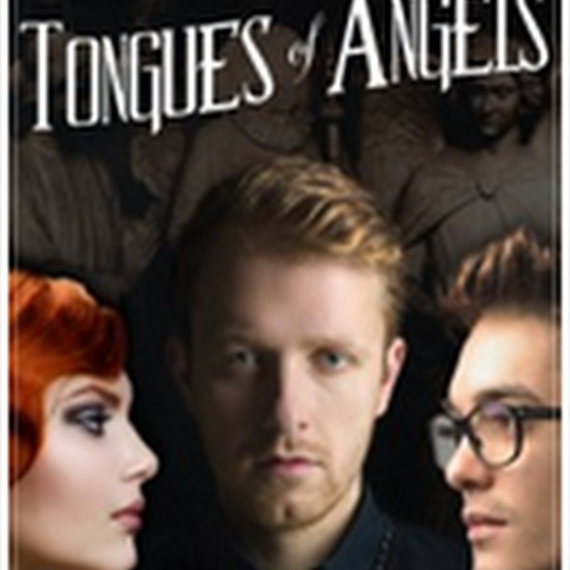Orangeberry Book of the Day - Tongues of Angels by Julia Park Tracey