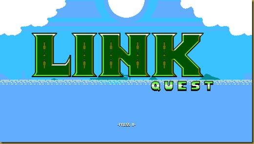 LINK QUESTタイトル