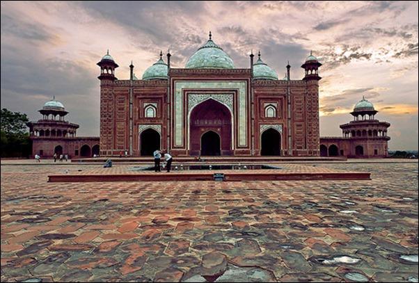 مسجد اغرا