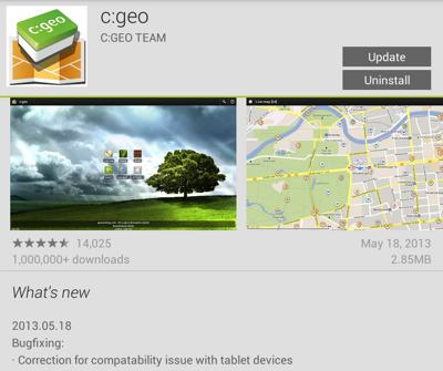 c:geo version 2013.05.18