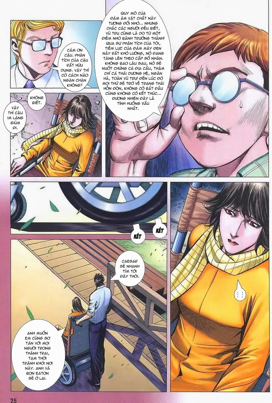 Sát Đạo Hành Giả chap 188 - Trang 24