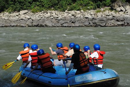 Rafting Nepal