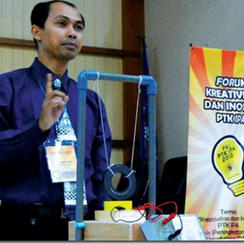 Andakah Pemenang Forum Kreativitas dan Inovasi PTK IPA (FKI) 2014 ?