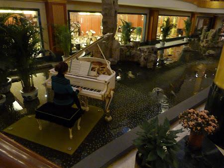 2. Pianista din Hotel Mandaring Garden.JPG