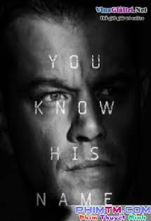 Siêu Điệp Viên Tái Xuất - Jason Bourne