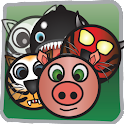 Jumping Porky icon