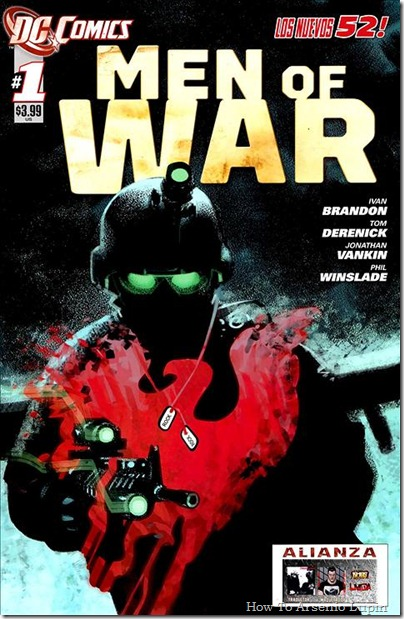 P00001 - Men of War #1 - Joseph Ro