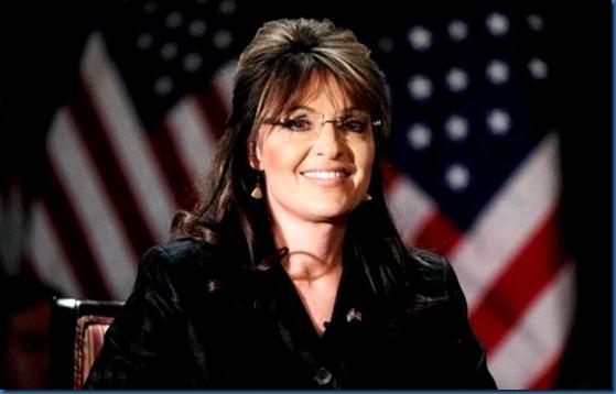 Sarah Palin and US Flag