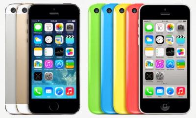 Precios iPhone 5S-5C México