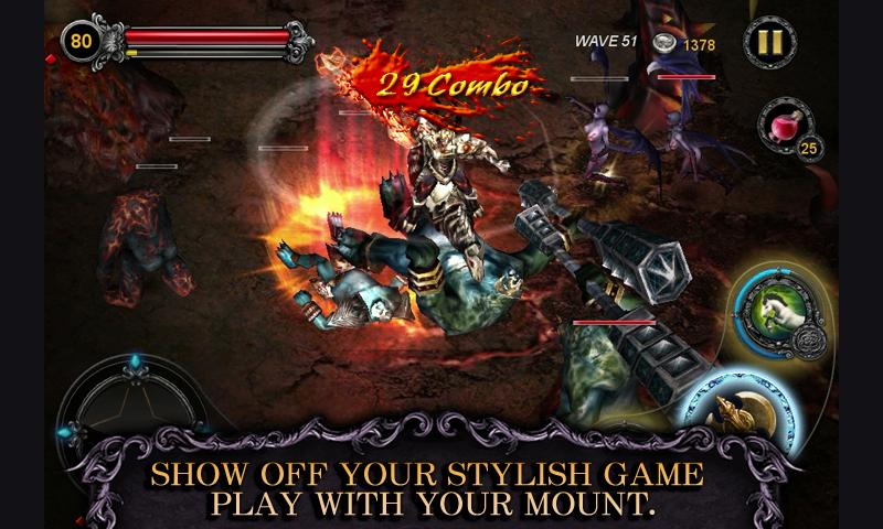 Apocalypse Knights Screenshot 3