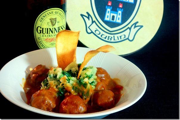 Meatballs-guinness-gravy-colcannon-arthurs-day