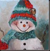 Snowman III 6x6