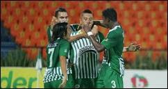 Atlético Nacional enfrenta a Bahía