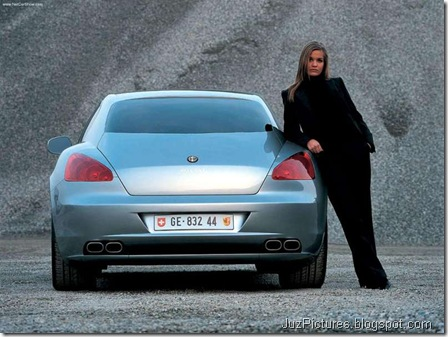 Alfa Romeo Visconti Concept ItalDesign (2004)7