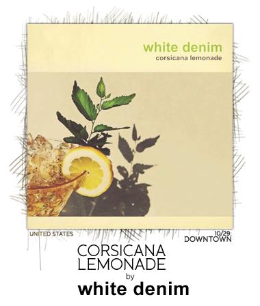 Corsicana Lemonade by White Denim