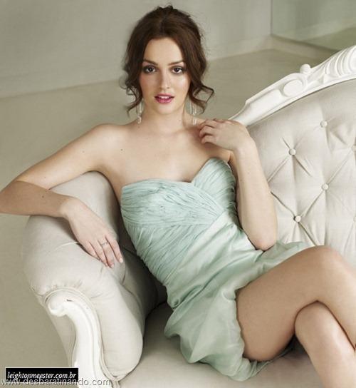 Leighton meester blair gossip girl garota do blog linda sensual desbaratinando  (244)