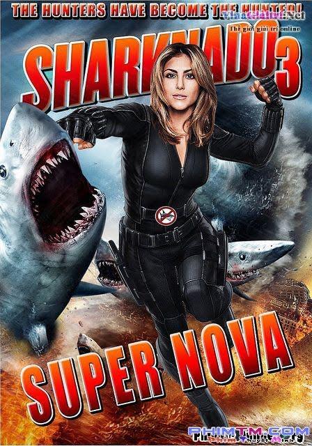 Bão Cá Mập - Sharknado