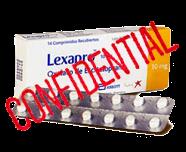 Lexapro Confidential