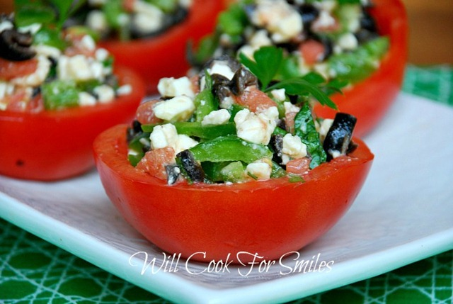 50 Stuffed Tomato Cups 4ed