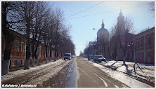 Храм Покрова Божей Матери. г.Рыльск.