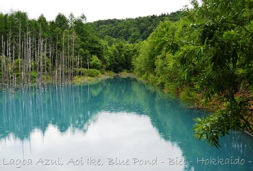 Lagoa Azul - Biei - Hokkaido - Glória Ishizaka - 4