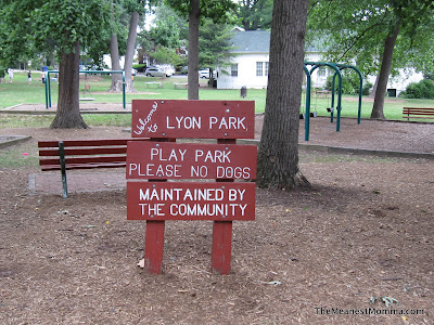 Lyon Park Playground
