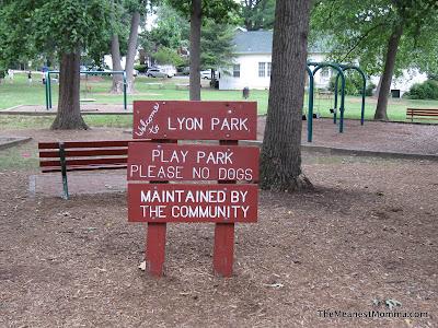 Lyon Park Playground