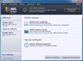 AVG Anti-virus 3 (clique para ampliar)