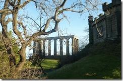 calton hill edinburgh's disgrace