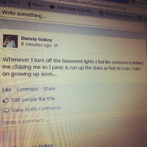 danny gokey facebook