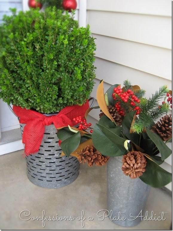 CONFESSIONS OF A PLATE ADDICT A Farmhouse Christmas Porch5