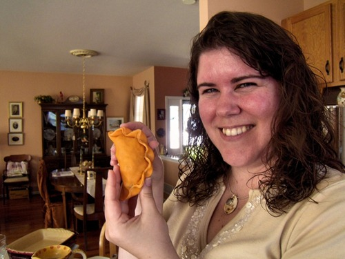 Katie and the Empanada by P. Grillet