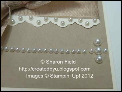 pearls, pearls and more pearls... even a string of pearls