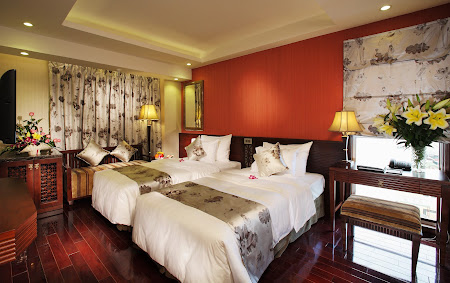 Cazare Vietnam: Hotel Golden Silk Hanoi - deluxe room