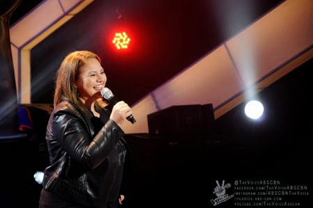 Karla Estrada - The Voice PH Blind Audition