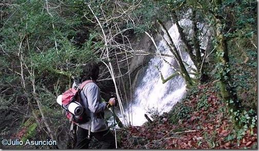 Cascada de Garralda