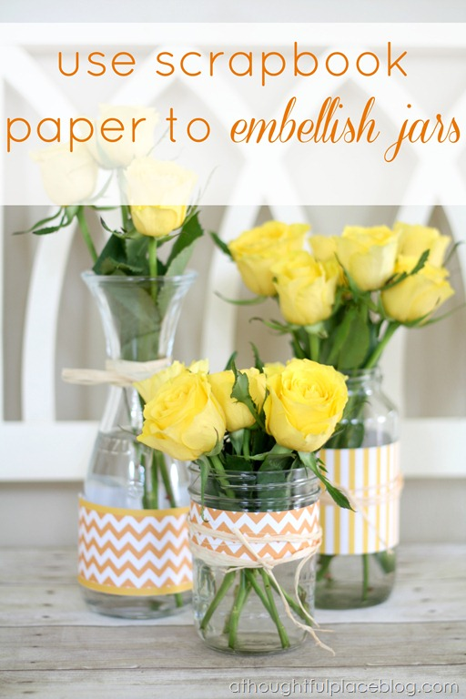 A Thoughtful Place: Fast & Fresh Ideas for Simple Spring Decor