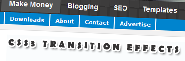 CSS3 TRANSITION EASE-IN-OUT