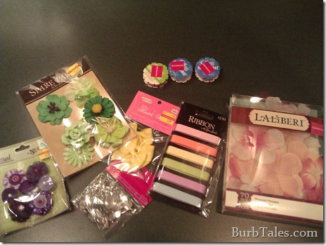 Baby Hair Accessories Supplies