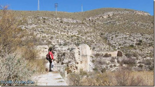 Pantano de Elda - ruta El Chorrillo