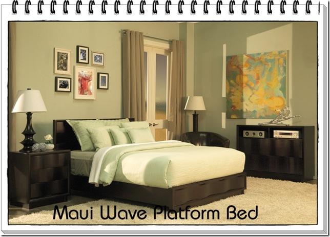 Maui Wave Platform 2W26F copy