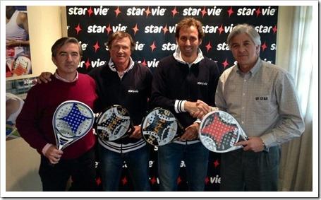 STAR VIE ficha a Hernán Bebe Auguste y a Horacio Álvarez Clementi para los próximos 3 años.