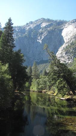 Yosemite National Park: Ca la noi la munte