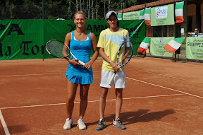 Stefania Imolesi e Valeria Detogni